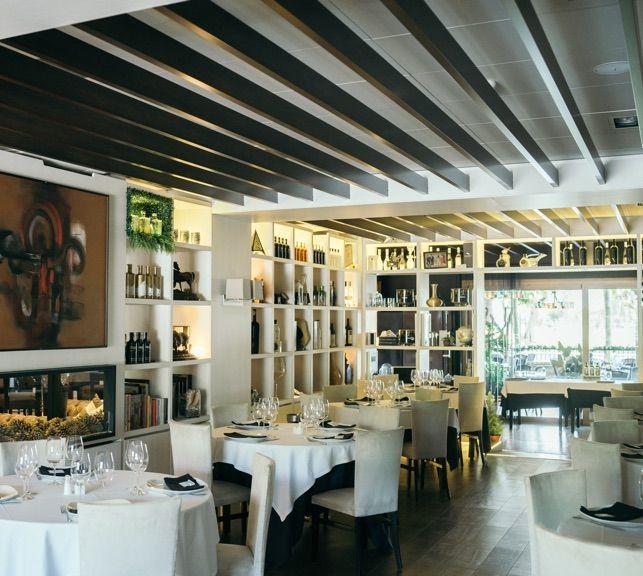 Salon principal del Restaurante Sala