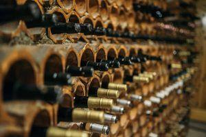 Bodega con buen vino en Guadarrama